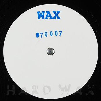 Cover art - Wax: No. 70007