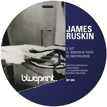 Cover art - James Ruskin: Slit