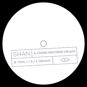 Cover art - Shan: Chord Memories