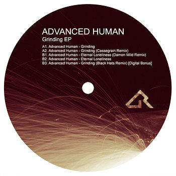 Cover art - Advanced Human: Grinding EP