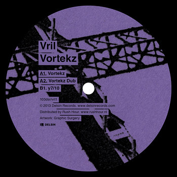 Cover art - Vril: Vortekz