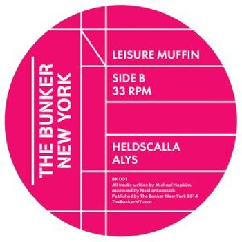 Cover art - Leisure Muffin: In Wearable Hertz
