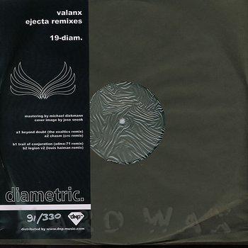 Cover art - Valanx: Ejecta Remixes