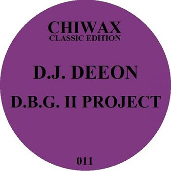 Cover art - DJ Deeon: D.B.G. II Project