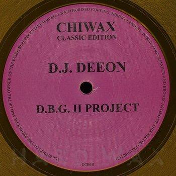 Cover art - DJ Deeon: D.B.G. II Project