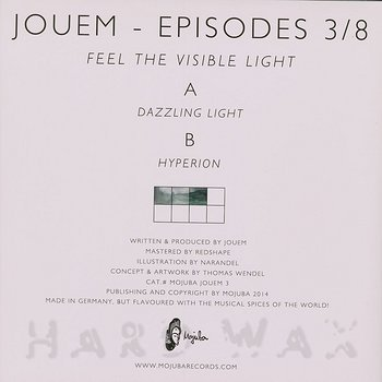 Cover art - Jouem: Episodes 3/8 - Feel The Visible Light