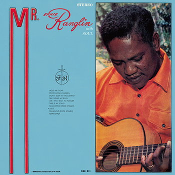 Cover art - Ernest Ranglin: Mr. Ranglin With Soul