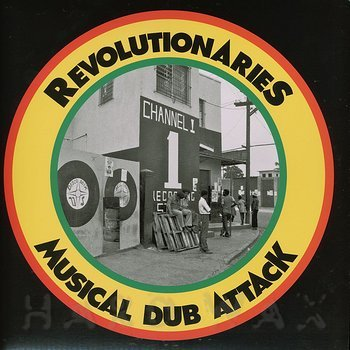 Cover art - The Revolutionaries: Musical Dub Attack