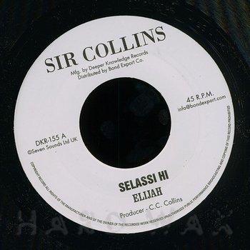 Cover art - Elijah: Selassie Hi