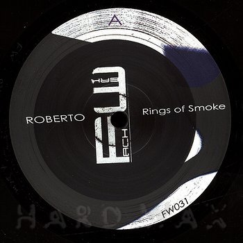 Cover art - Roberto: Rings Of Smoke