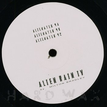 Cover art - Alien Rain: Alien Rain IV