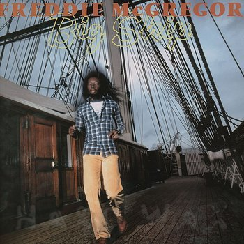 Cover art - Freddie McGregor: Big Ship