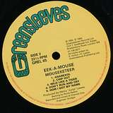 Cover art - Eek-A-Mouse: Mouseketeer