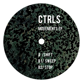 Cover art - Ctrls: Movements EP