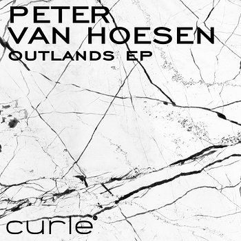 Cover art - Peter Van Hoesen: Outlands EP