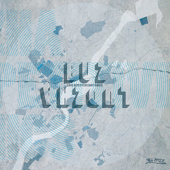 Cover art - Buz Ludzha: Love Repetitive Rhythmics