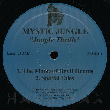 Cover art - Mystic Jungle: Jungle Thrills