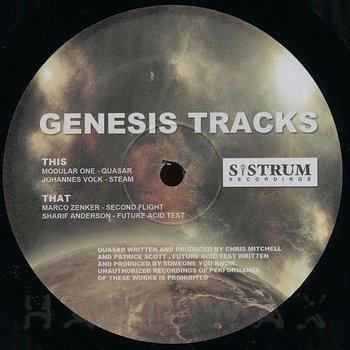 Cover art - Various Artists: Genesis Tracks