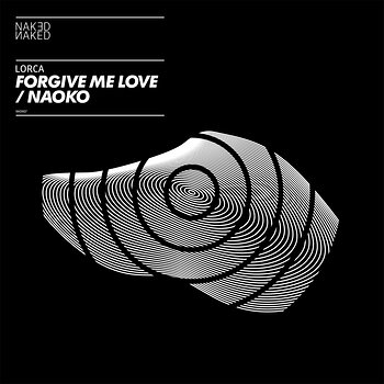 Cover art - Lorca: Forgive Me Love