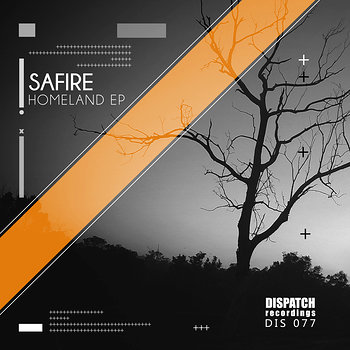 Cover art - Safire: The Homeland EP (Pt. 1)