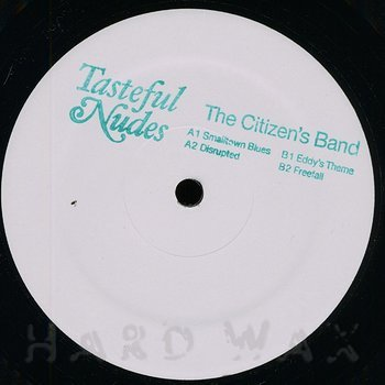 Cover art - The Citizen's Band: Smalltown Blues