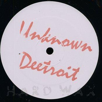 Cover art - Deetroit: Secret Passage To The Deep EP