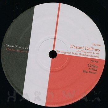 Cover art - Various Artists: L'estasi D'Ozka EP