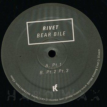 Cover art - Rivet: Bear Bile EP
