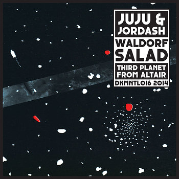 Cover art - Juju & Jordash: Waldorf Salad