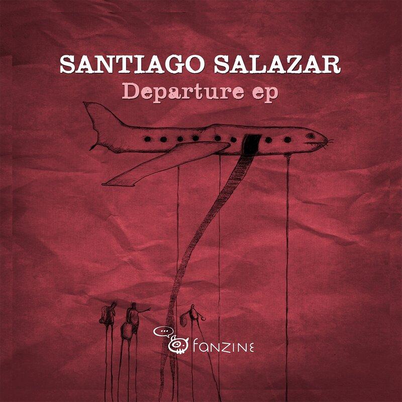 Cover art - Santiago Salazar: Departure EP