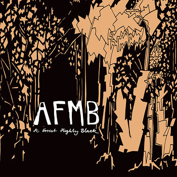 Cover art - AFMB: A Forest Mighty Black
