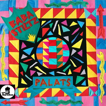 Cover art - Baba Stiltz: Palats