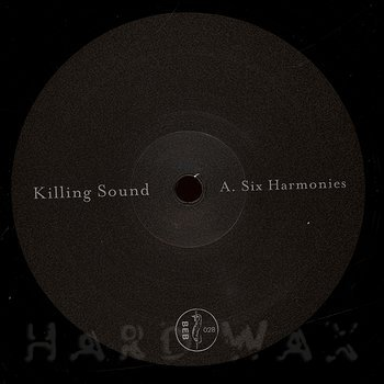 Cover art - Killing Sound: Killing Sound