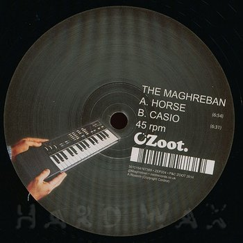 Cover art - The Maghreban: Horse