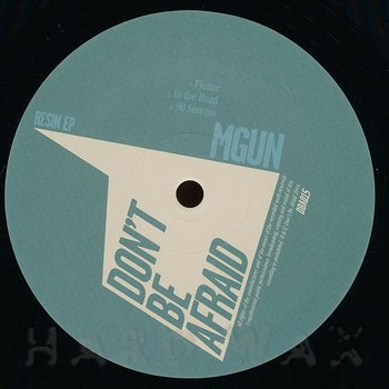 Cover art - MGUN: Resin EP