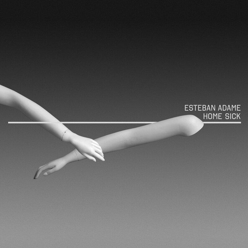 Cover art - Esteban Adame: Home Sick EP