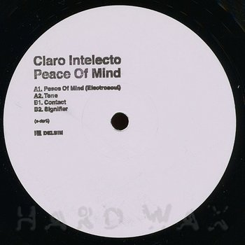 Cover art - Claro Intelecto: Peace Of Mind