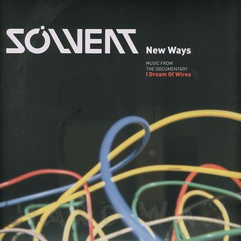 Cover art - Solvent: New Ways