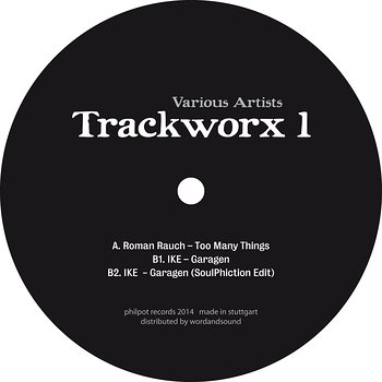 Cover art - Various Artists: Trackworx 1