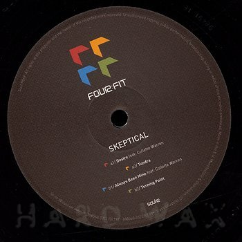 Cover art - Skeptical: Fourfit EP 1