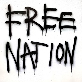 Cover art - Ellen Allien & Thomas Muller: Free Nation