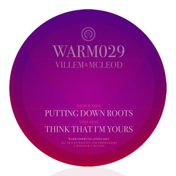 Cover art - Villem & McLeod: Putting Down Roots