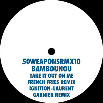 Cover art - Bambounou: Remixes