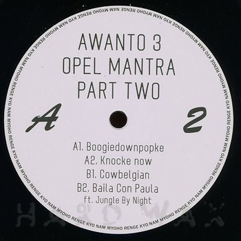 Cover art - Awanto 3: Opel Mantra Part Two