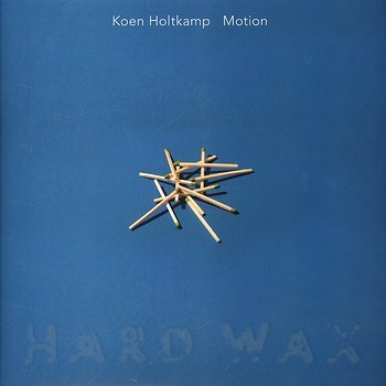 Cover art - Koen Holtkamp: Motion