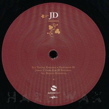 Cover art - Jorge Caiado: The Remix EP