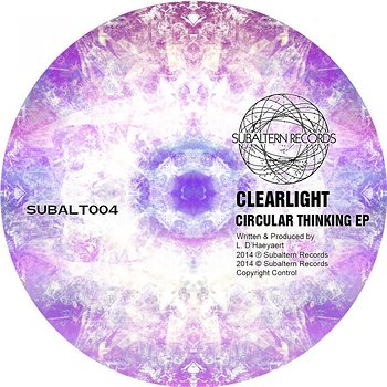 Cover art - Clearlight: Circular Thinking