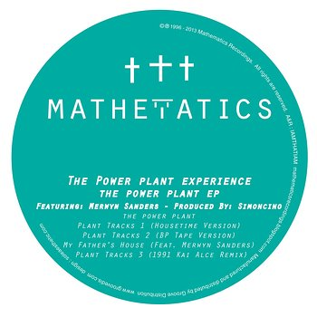 Cover art - The Power Plant Experience: The Power Plant EP