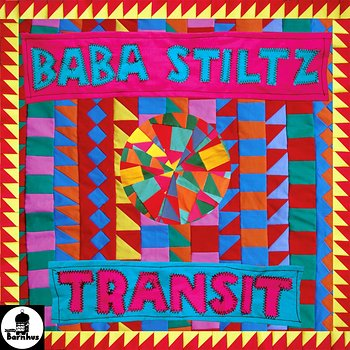 Cover art - Baba Stiltz: Transit