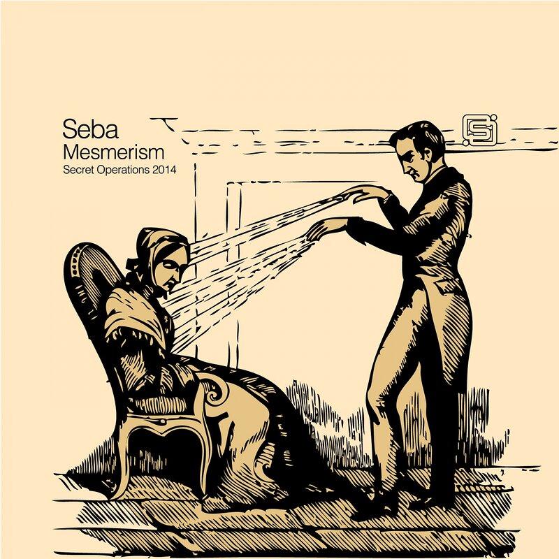 Cover art - Seba: Mesmerism EP Part 1